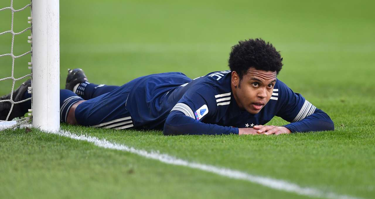 McKennie in Juve-Bologna (Photo by Valerio Pennicino/Getty Images )