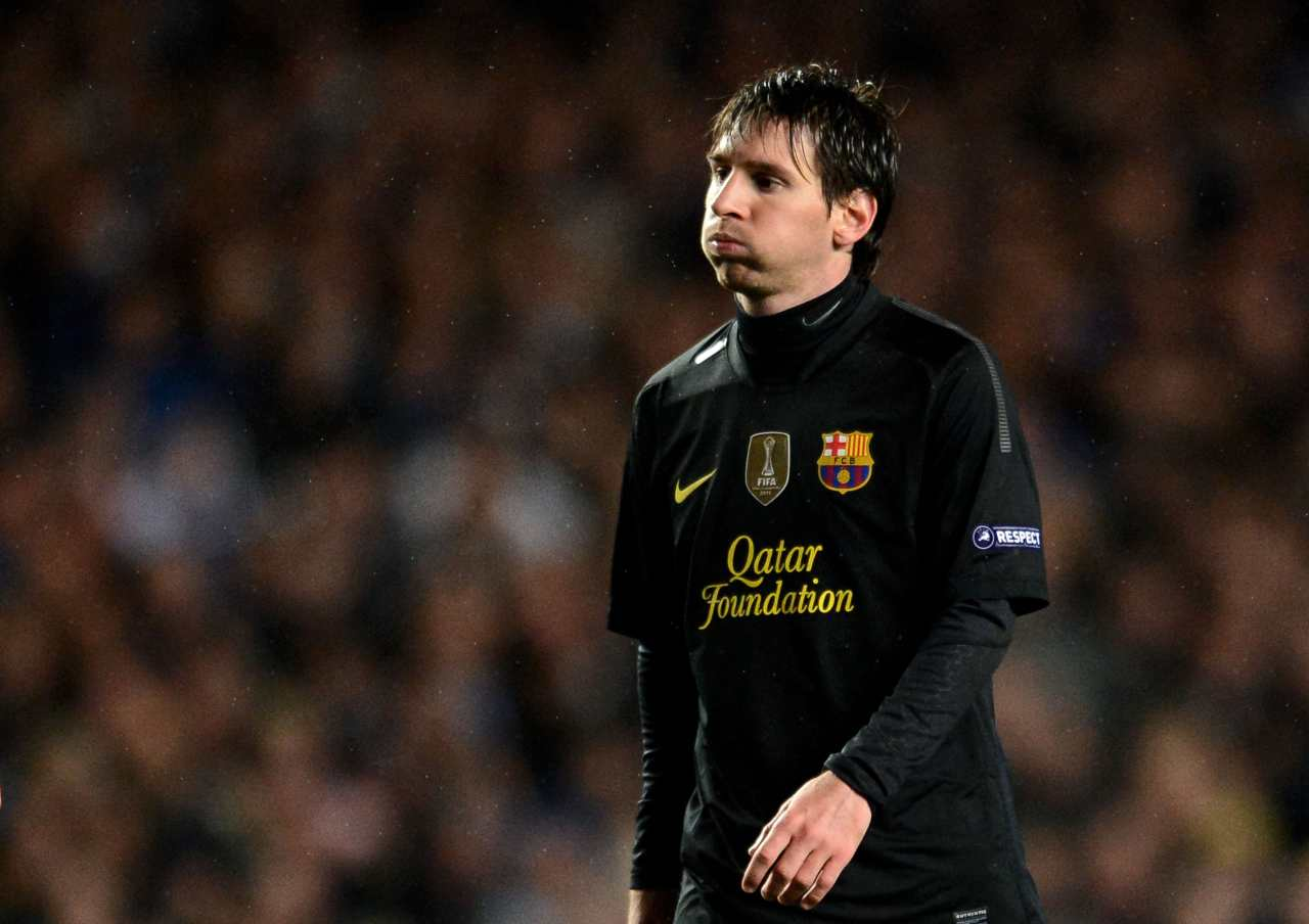 Messi (Photo by Jasper Juinen/Getty Images)