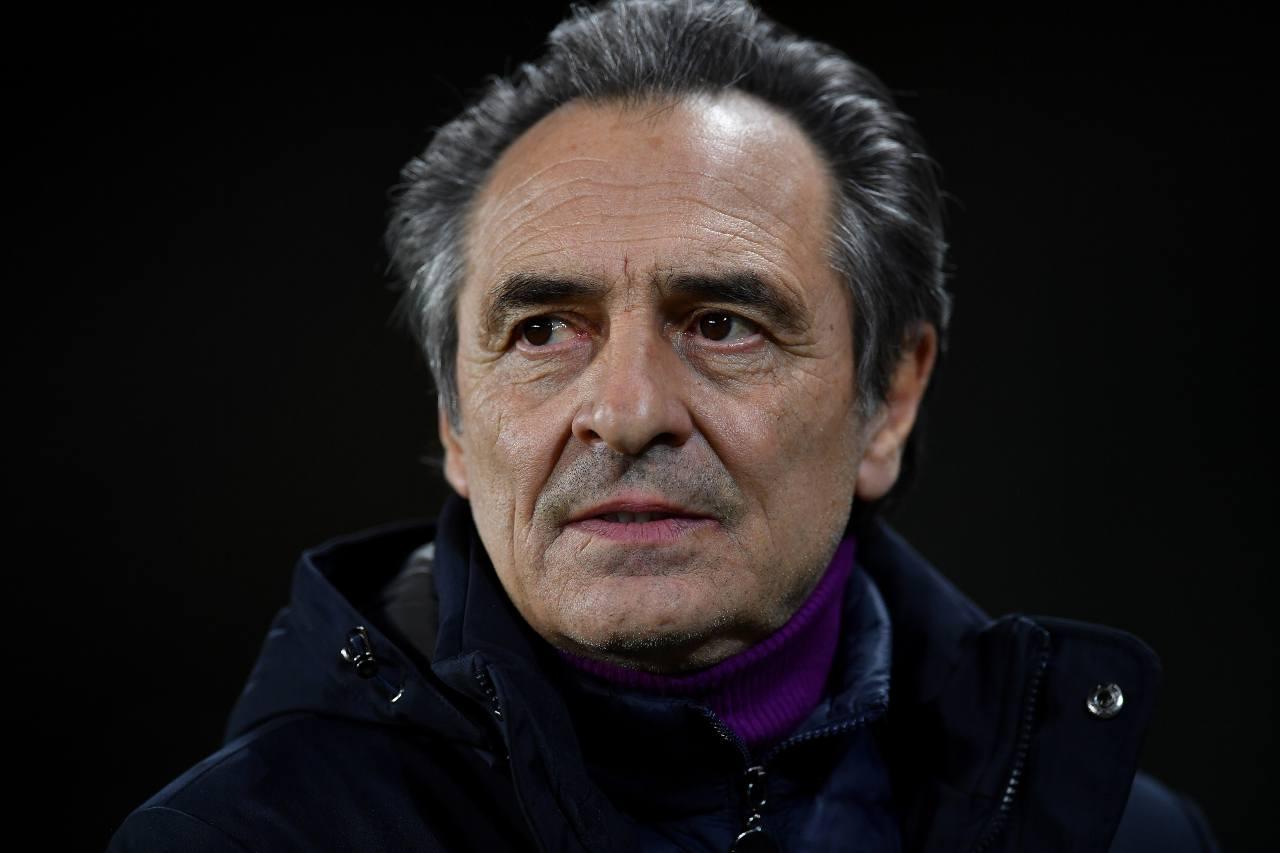 Cesare Prandelli (Photo by Valerio Pennicino/Getty Images)