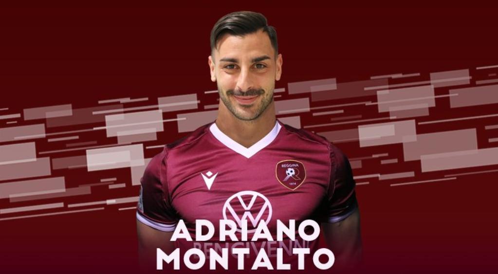 Adriano Montalto (sito ufficiale Reggina 1914)