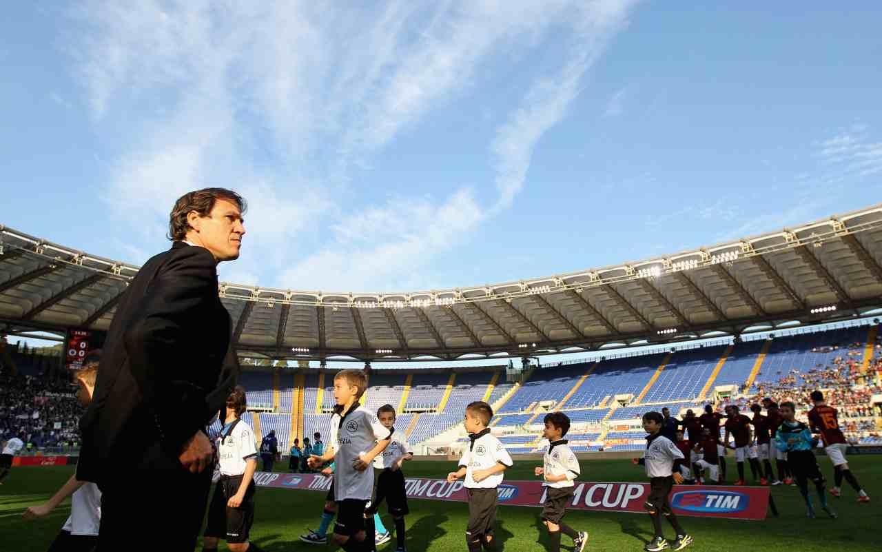 Roma-Spezia, la coppa per dimenticare il derby