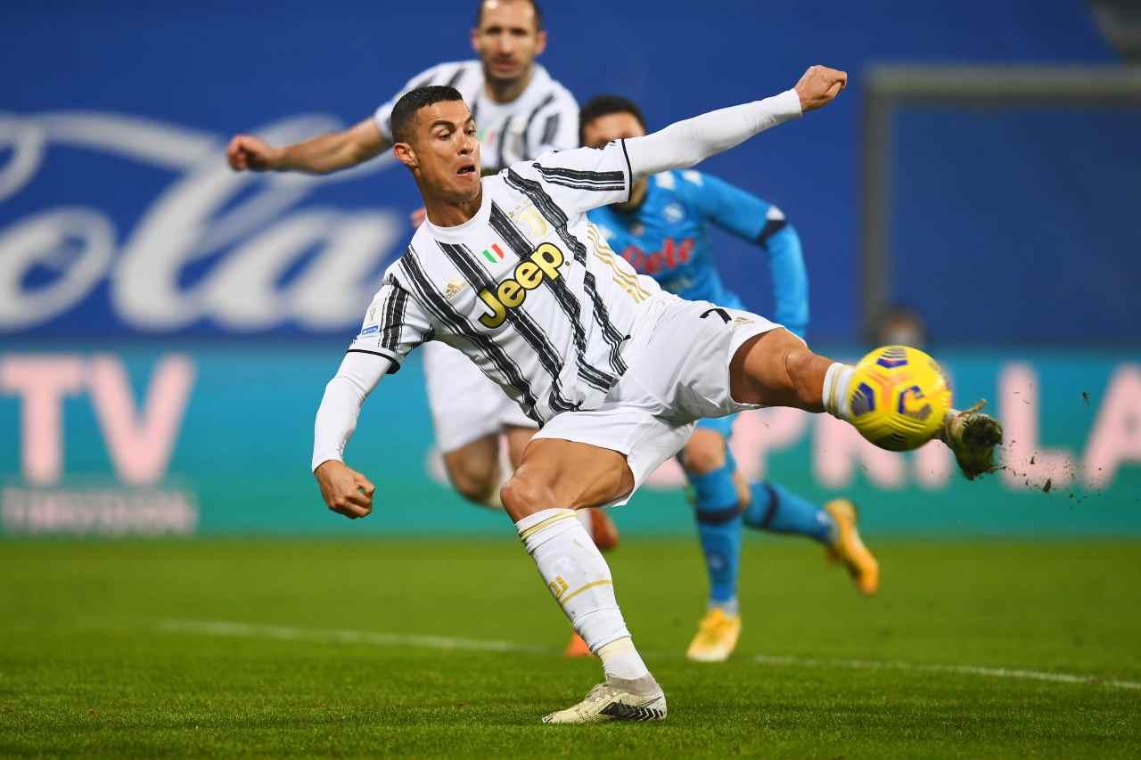 Cristiano Ronaldo (Photo by Claudio Villa/Getty Images)