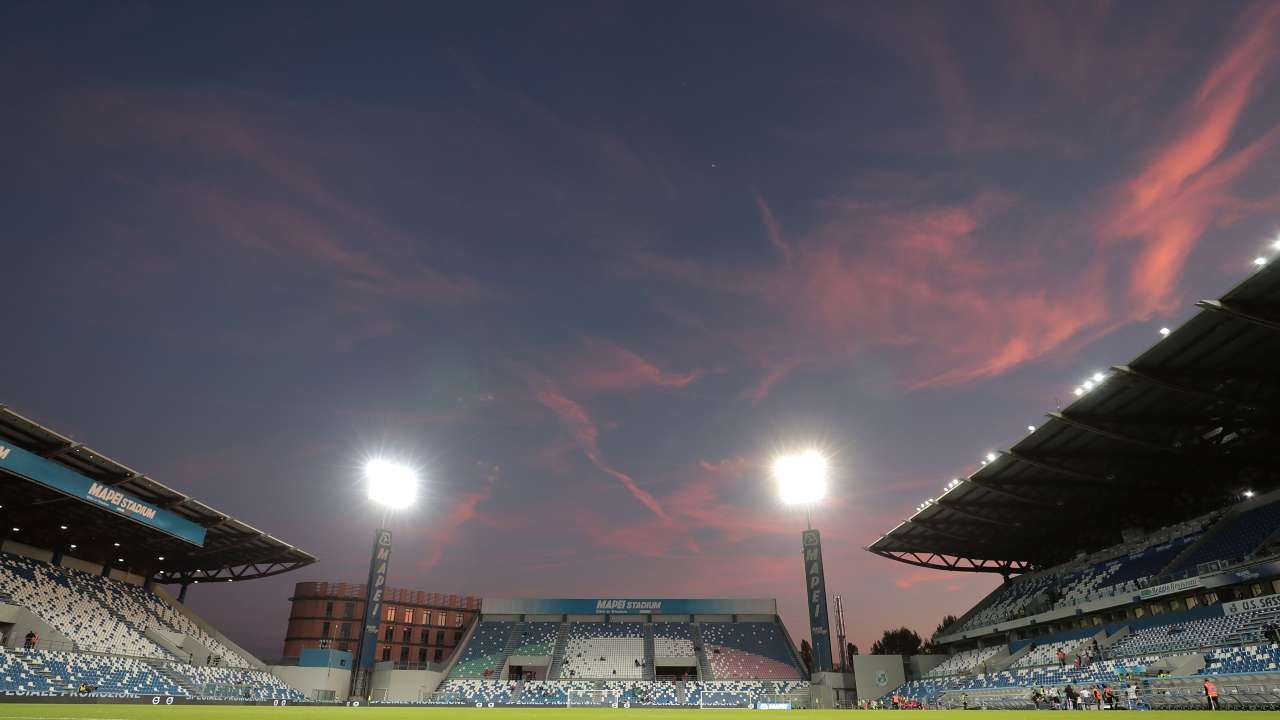 sassuolo spal streaming