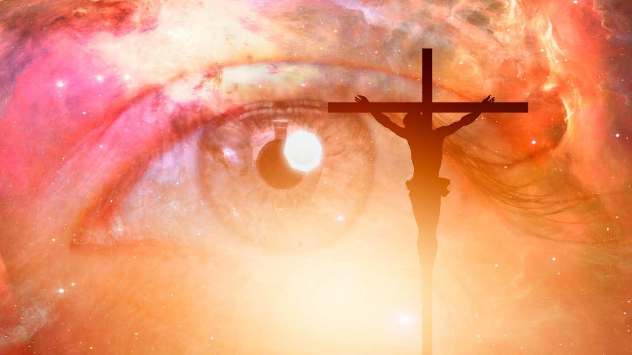 sguardo di Gesù che ci riporta alla vita