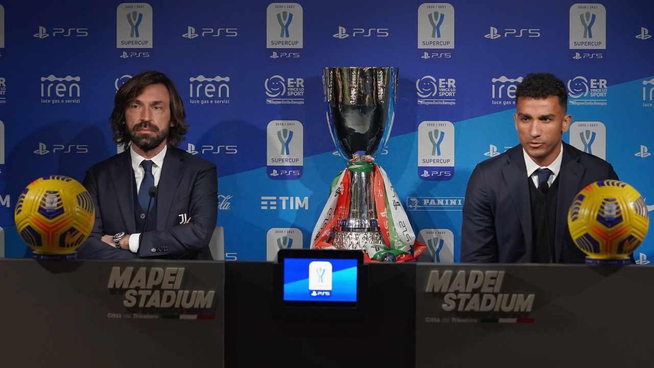 Stasera alle 21 la Supercoppa Juve-Napoli (Photo by Claudio Villa/Getty Images)
