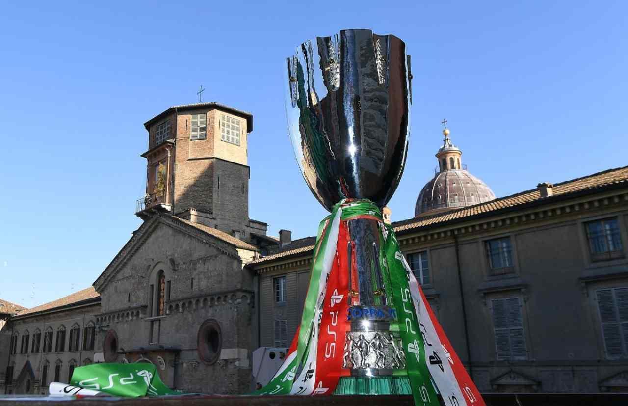 """La gara di stasera si giocherà al """"Mapei Stadium"""" di Reggio Emilia"""