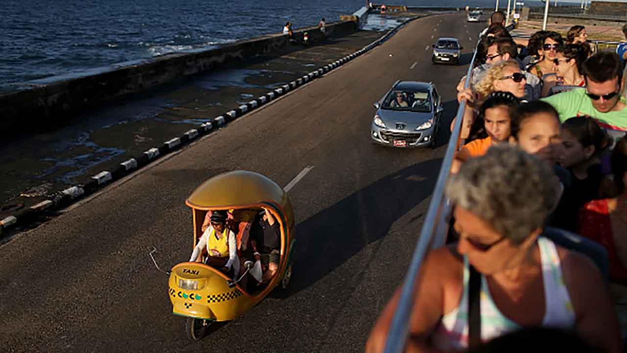 Covid Turismo Cuba