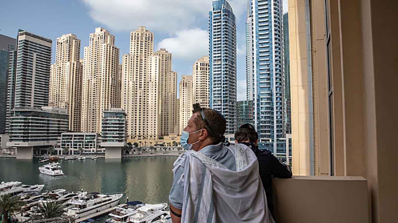 Covid Turismo Dubai