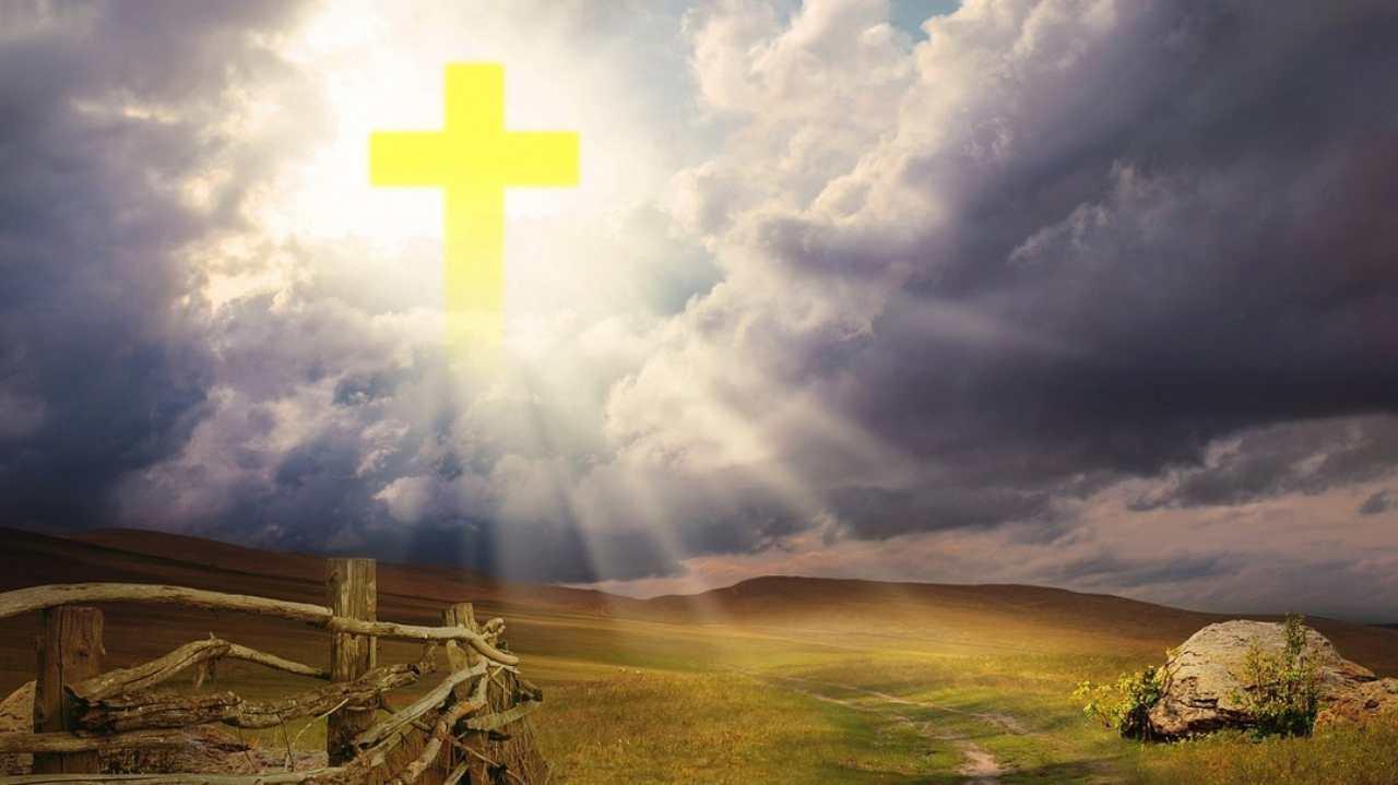 Croce risurrezione