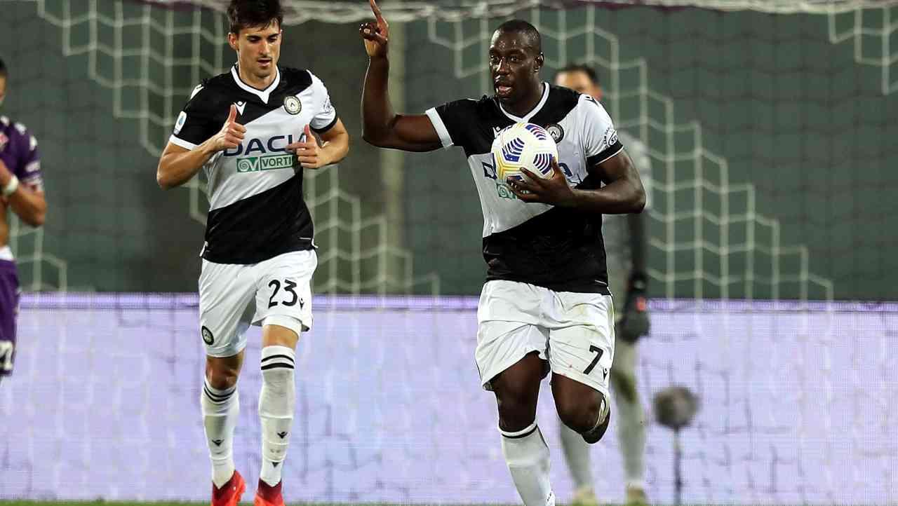 Udinese Okaka