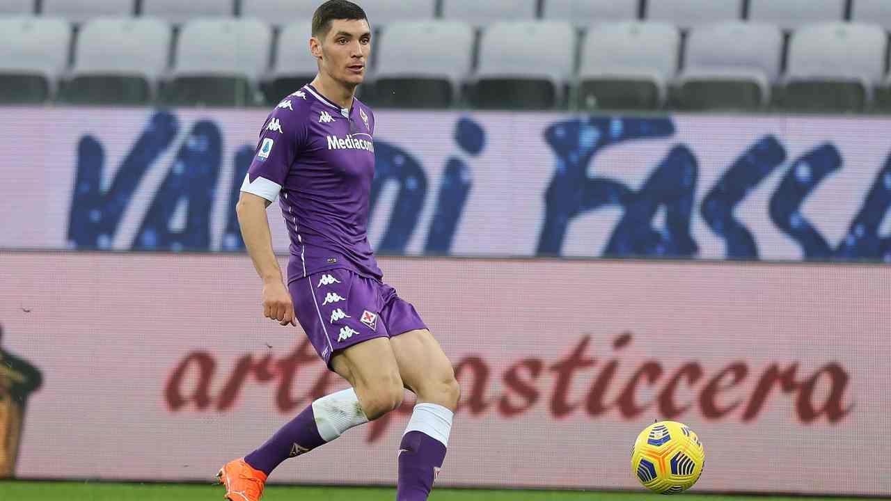 Fiorentina Milenkovic