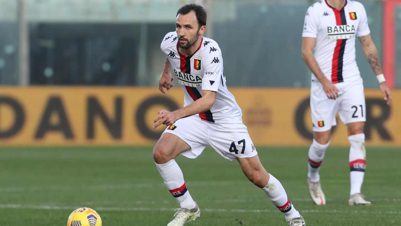 Genoa Badelj