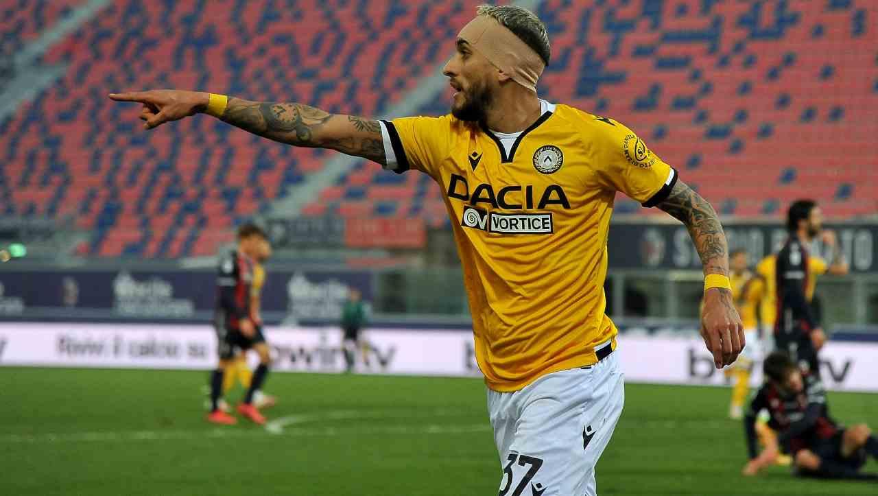 Udinese Pereyra
