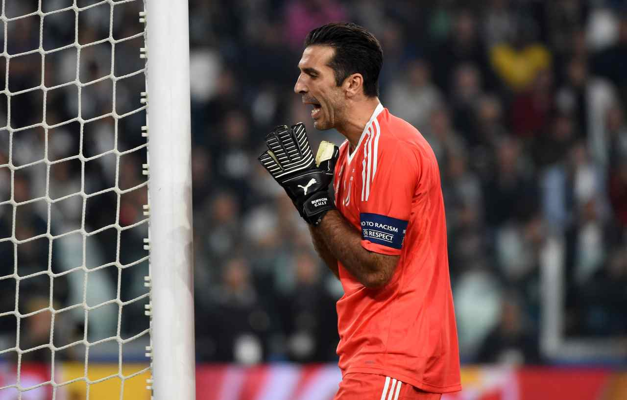 Gianluigi Buffon (Photo by Pier Marco Tacca/Getty Images)