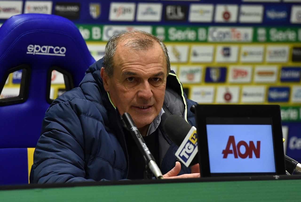 Fabrizio Castori (Photo by Giuseppe Bellini/Getty Images)