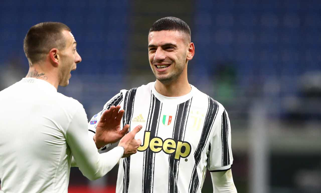 Demiral (Photo by Marco Luzzani/Getty Images)