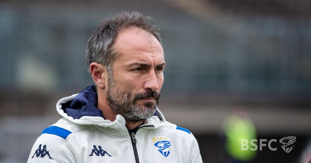 Davide Dionigi (Brescia Calcio sito ufficiale)
