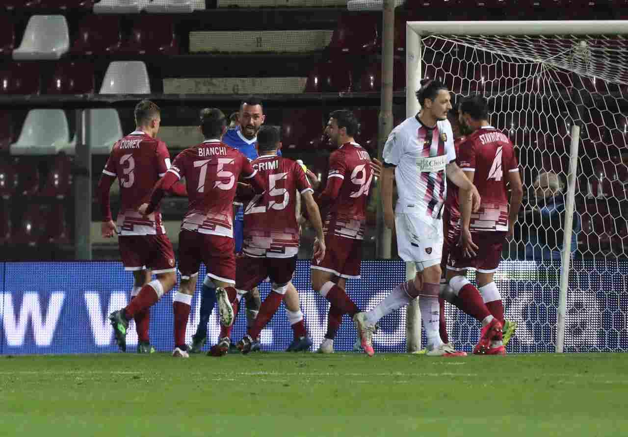 Nicolas para un rigore a Djuric (Photo by Maurizio Lagana/Getty Images)