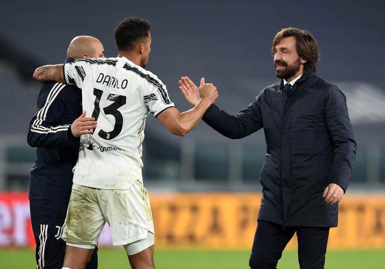 La gioia di Pirlo, Juve in finale (Photo by Chris Ricco/Getty Images)