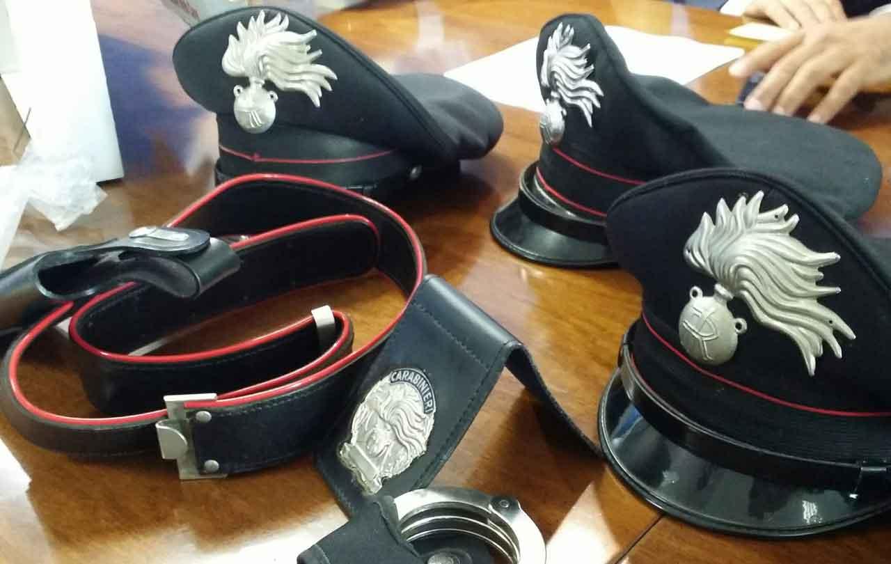 Furti e raggiri agli anziani: in manette sei finti carabinieri