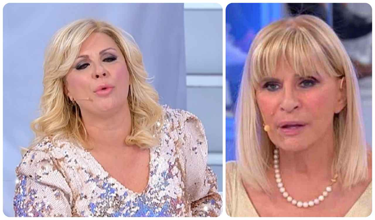 Tina Cipollari asfalta Gemma Galgani - meteoweek