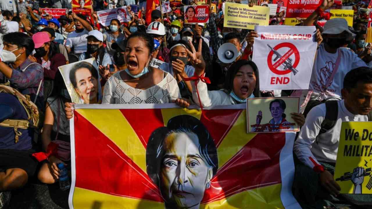 scontri birmania meteoweek
