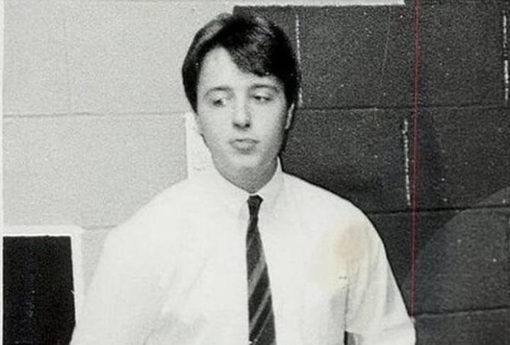 Joe Bastianich da giovane