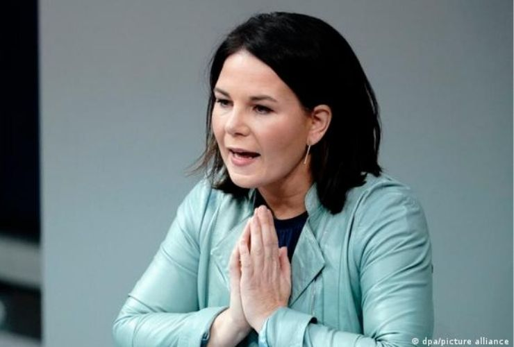 Germania, Annalena Baerbock candidata cancelliera - meteoweek