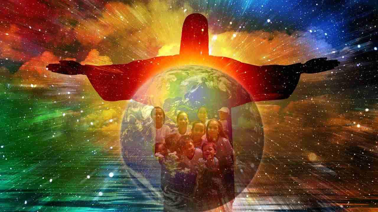 Gesù gioia risurrezione mondo
