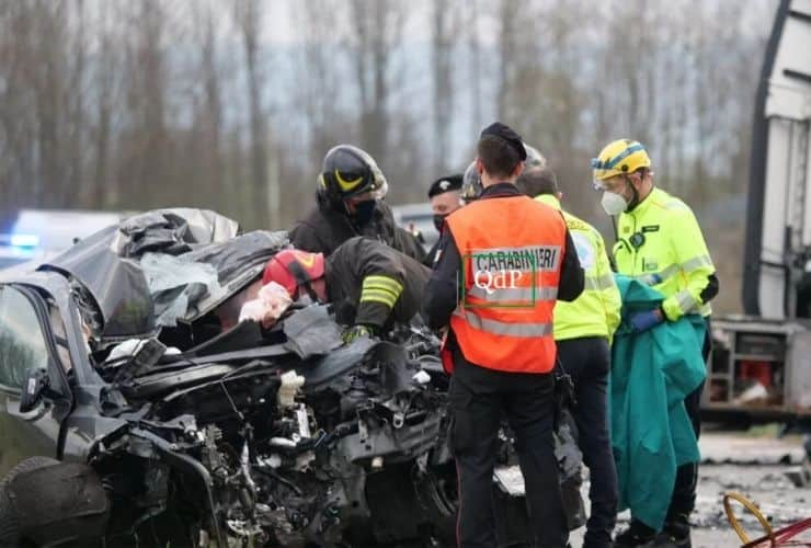 Valentino Pittaro incidente - meteoweek.com