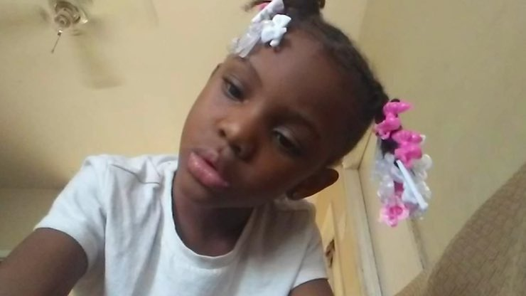 bambina uccisa chicago