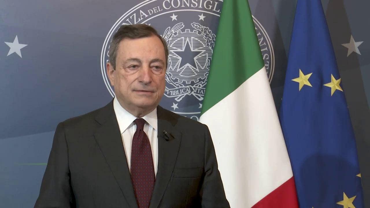 Draghi sanità