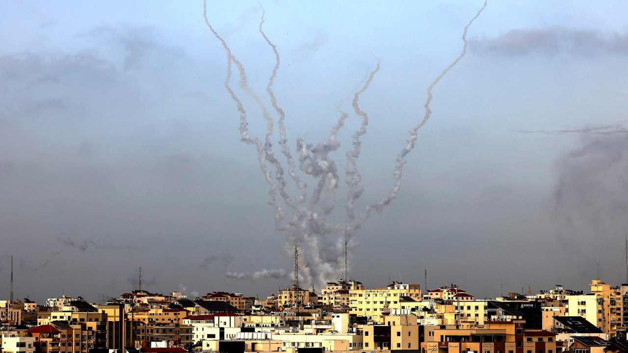 razzi israele