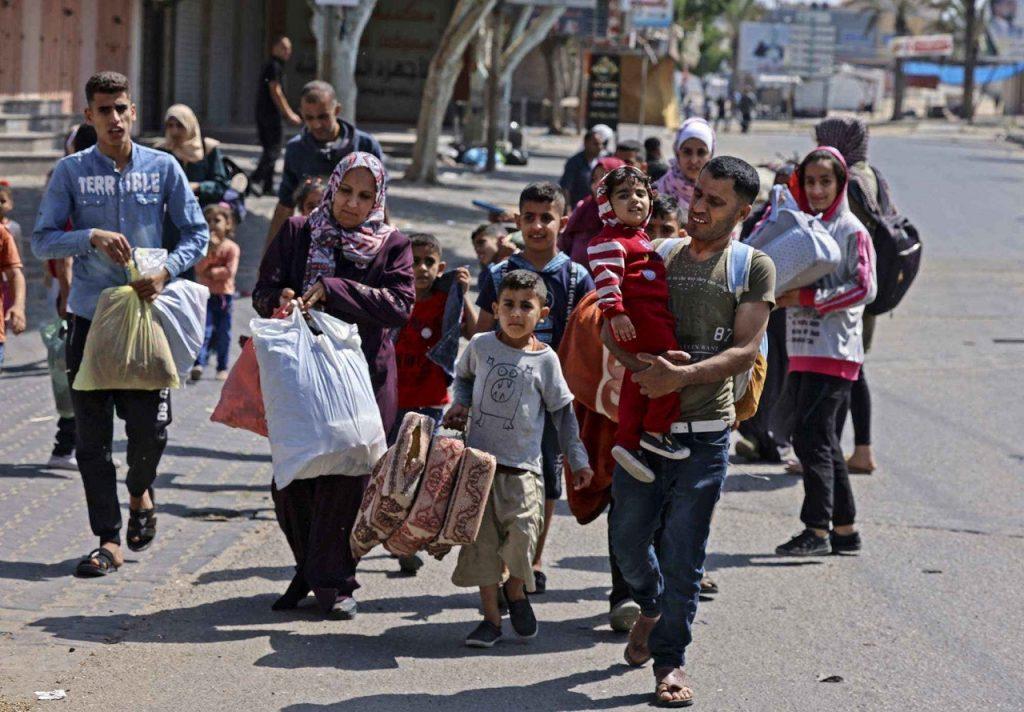 """Onu: """"Gli sfollati a Gaza diventano 42mila"""", la maggior ..."""