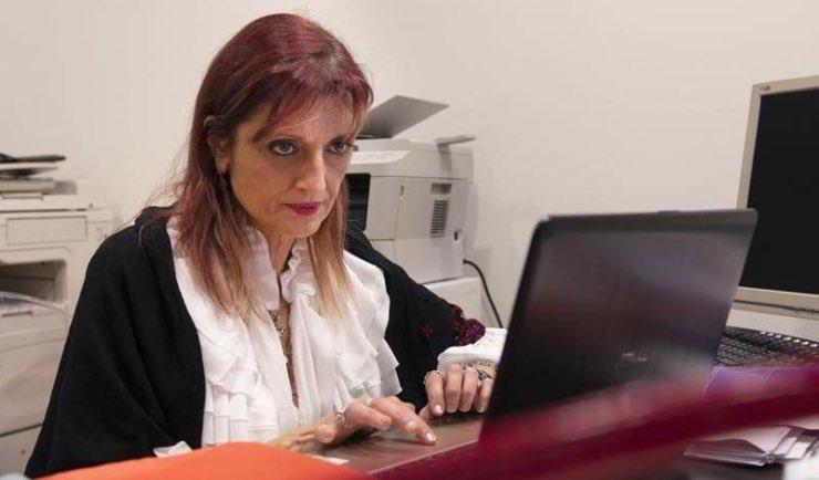 Consuelo Locati, avvocato dei familiari delle vittime del Covid