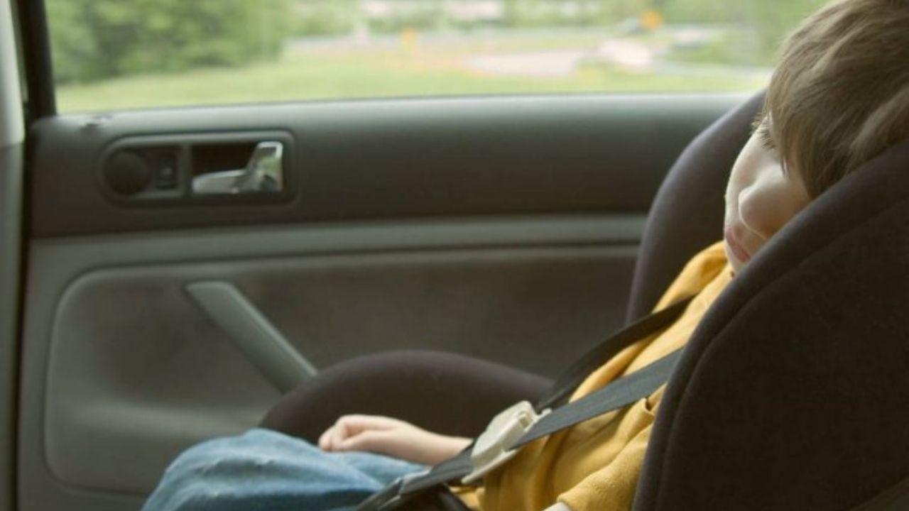 bimbo muore in auto a Tenin - meteoweek