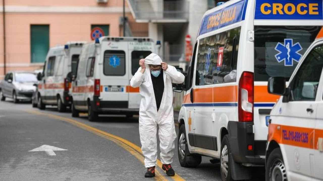controlli nas ambulanze