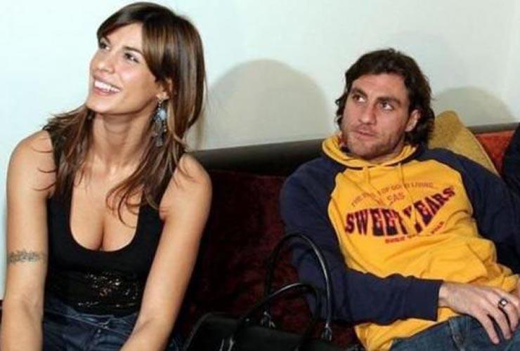 Elisabetta Canalis e Bobo Vieri