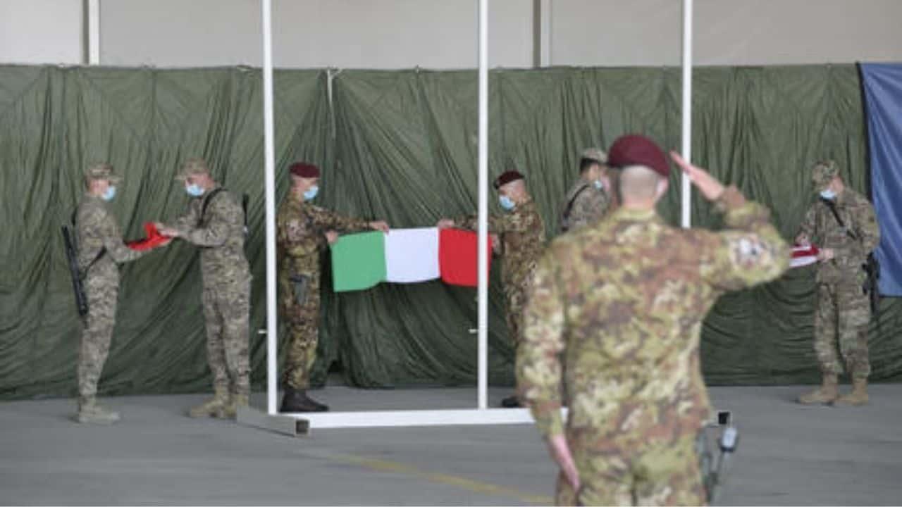 Italia lascia Afghanistan - meteoweek.com