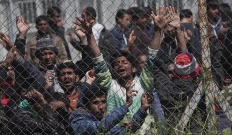 migranti grecia amnesty international