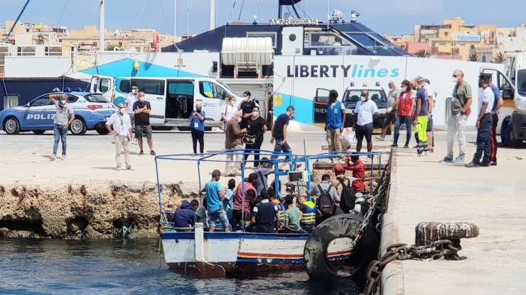 Mattarella migranti