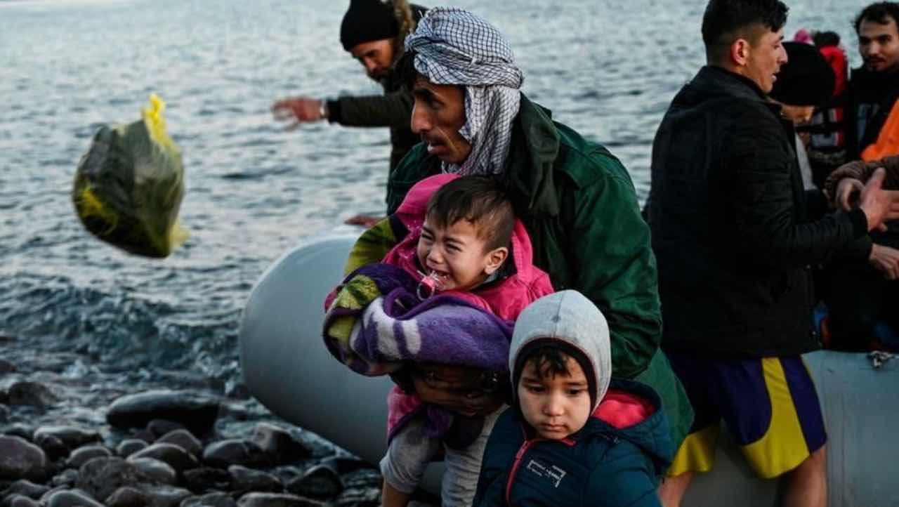 migranti amnesty international grecia