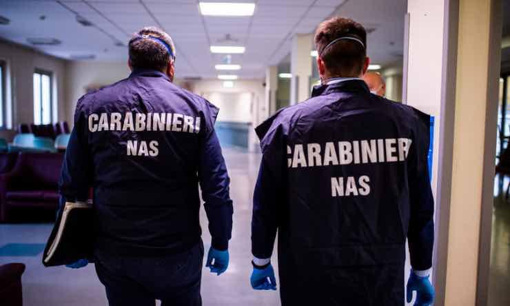 Nas ambulanze controlli