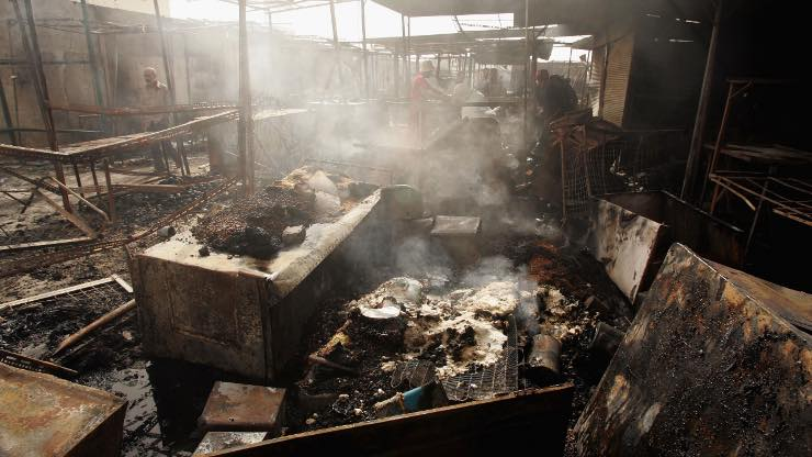 isis attentato Baghdad