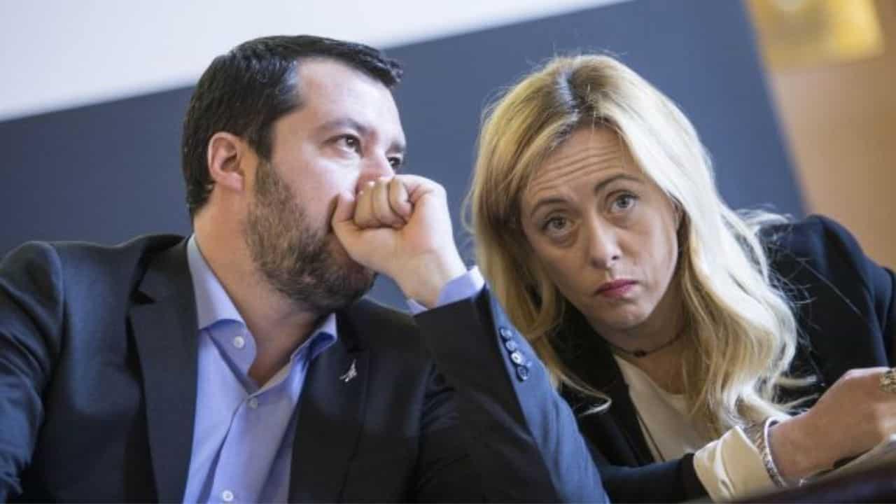 """Tensioni nel centrodestra, Meloni attacca: """"Ci sono delle cose da chiarire"""" - www.meteoweek.com"""
