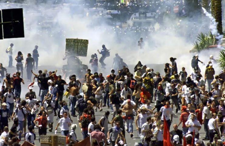 20 anni dal G8 di Genova: chi era in piazza quei giorni non aveva tutti i torti - www.meteoweek.com