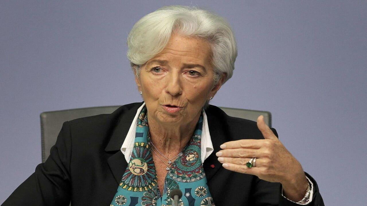 Bce pensa al futuro post-pandemico crescita dell'inflazione ed effetto covid 1280 - meteoweek.com