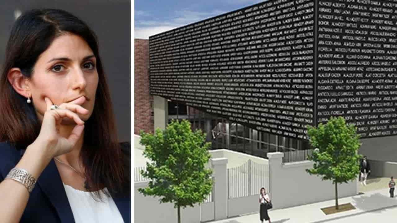 Raggi annuncia prima pietra al Museo della Shoah, Comunità ebraica diserta: