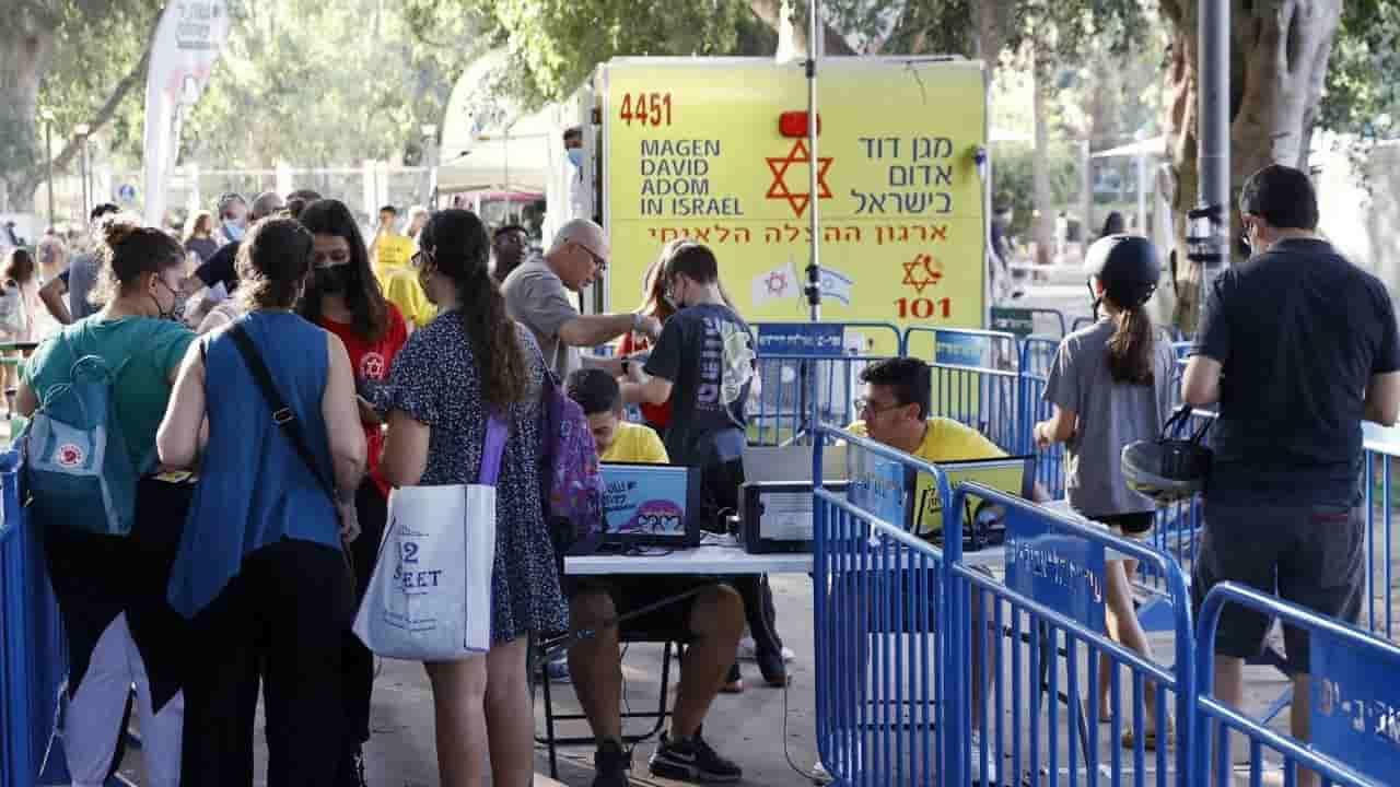 covid israele - meteoweek.com