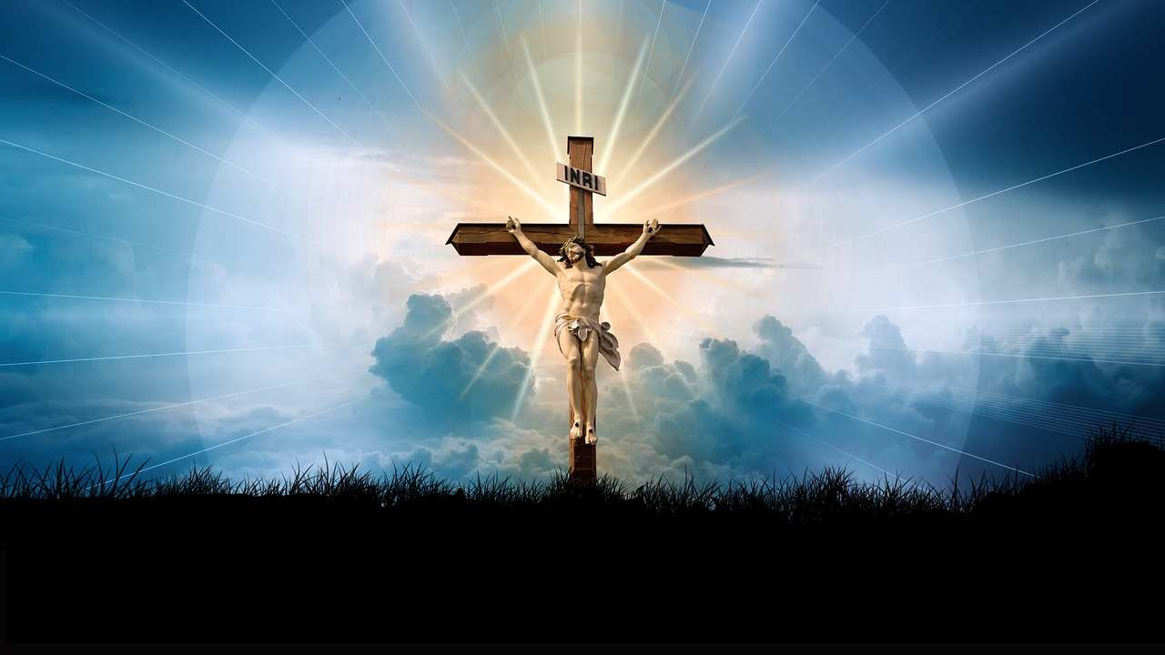 Gesù Croce albero della vita